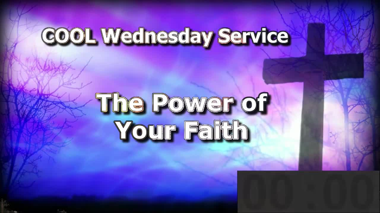The Power of Your Faith ReMastered