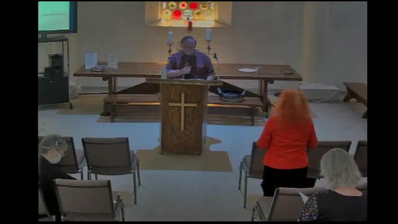 Bishop Ron Lambright 6/14/2020