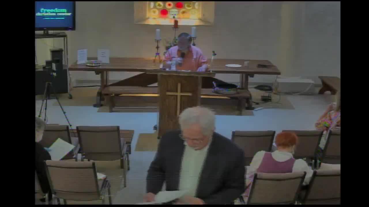 Bishop Ron Lambright 6/28/2020