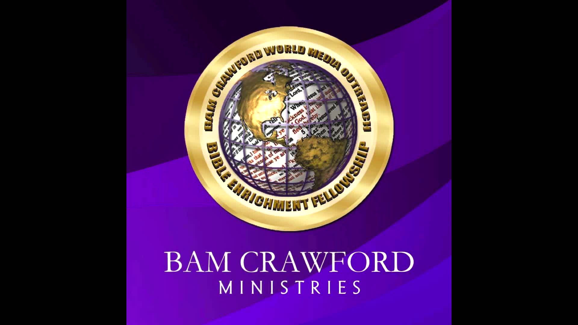 Bible Study with Apostle Beverly BAM Crawford