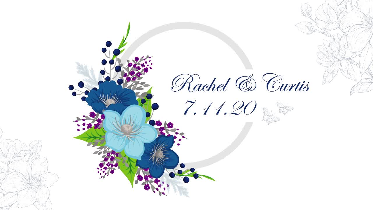 Rachel Story & Curtis Eftink Wedding
