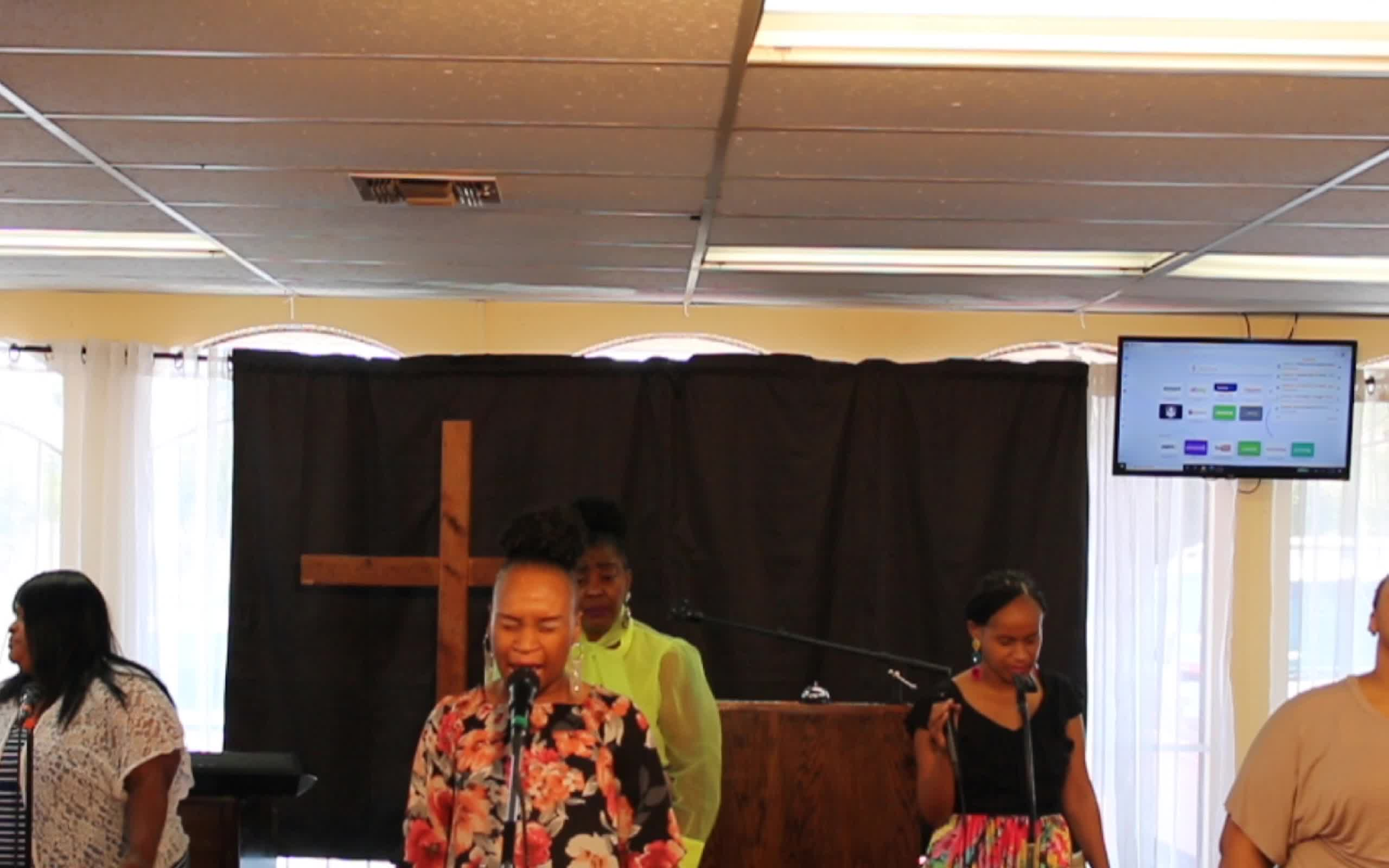Bethels Grace Christian COGIC Livestreaming