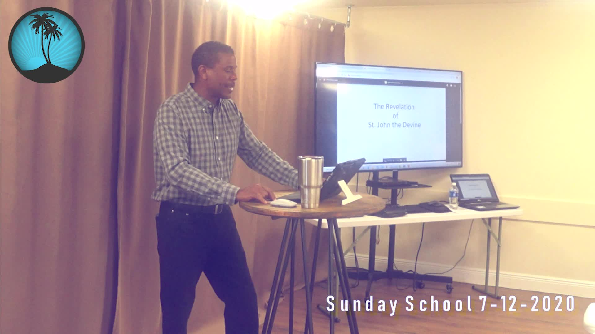 Sunday School 2nd Service 7-12-2020