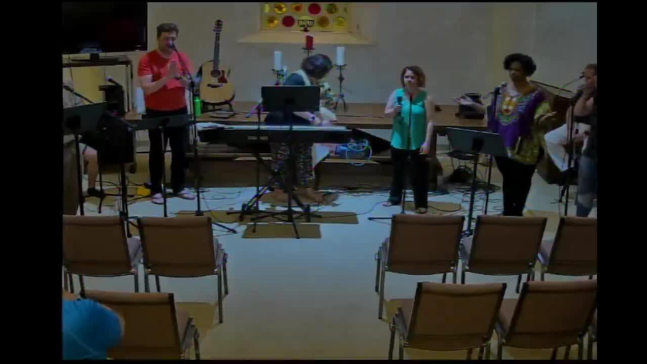 Reviving Worship 7/25/2020