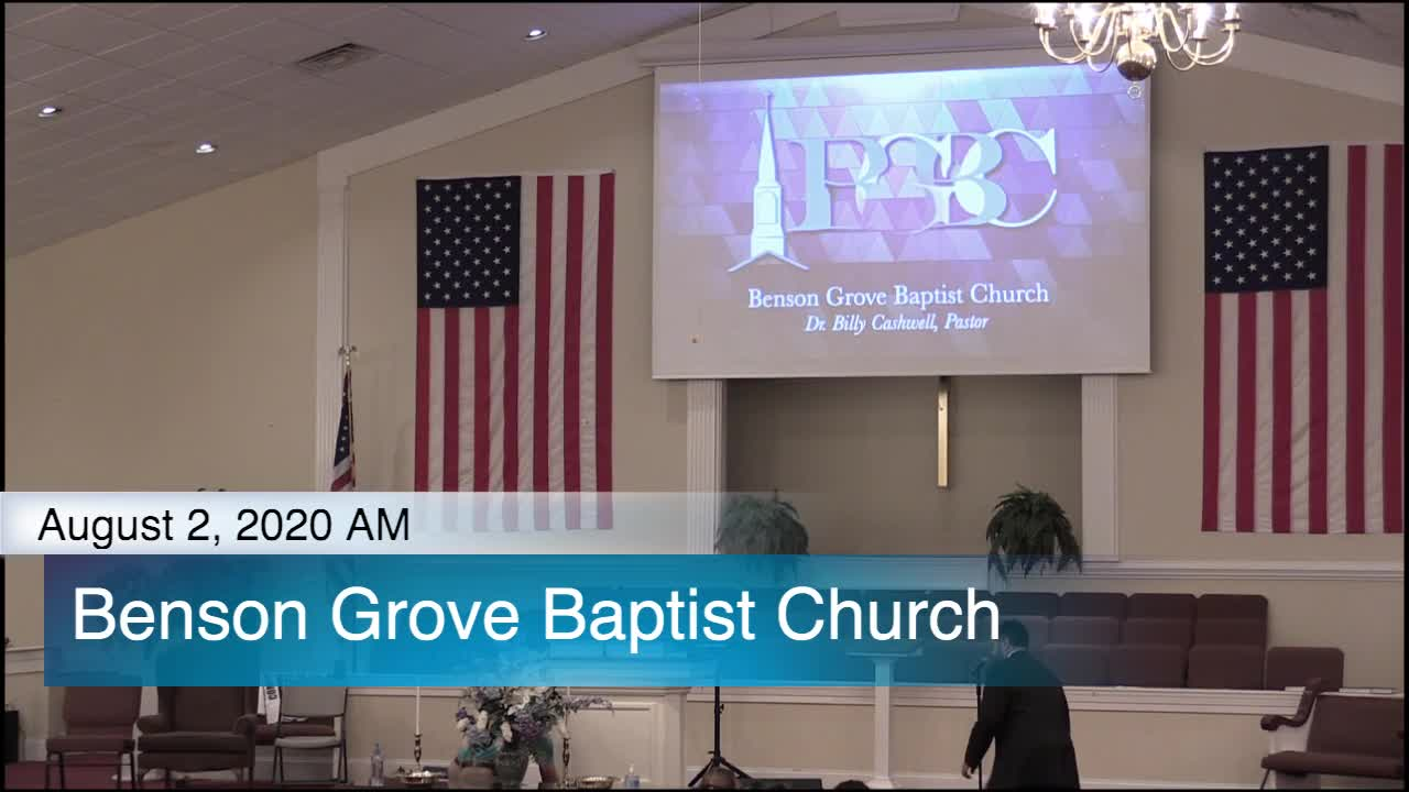 BGBC Live - Sunday Morning Worship