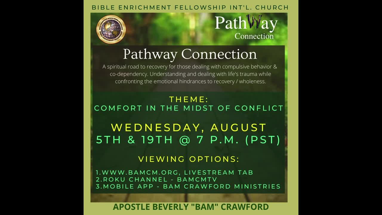 Welcome to the Pathway Connection  Network