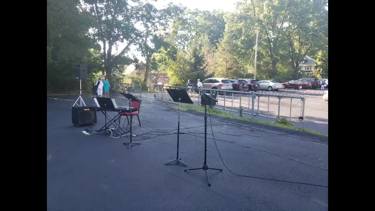 August 16 Outdoor Worship