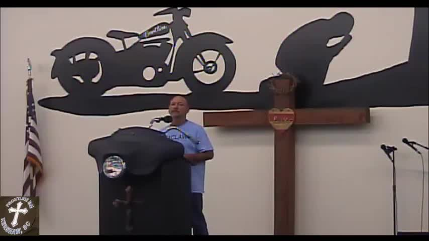 Frontline Biker Church Service 08 23 2020 103
