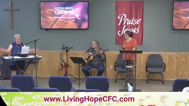 LIVING HOPE LIVESTREAM