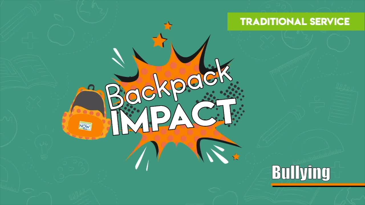Backpack Impact : Bullying