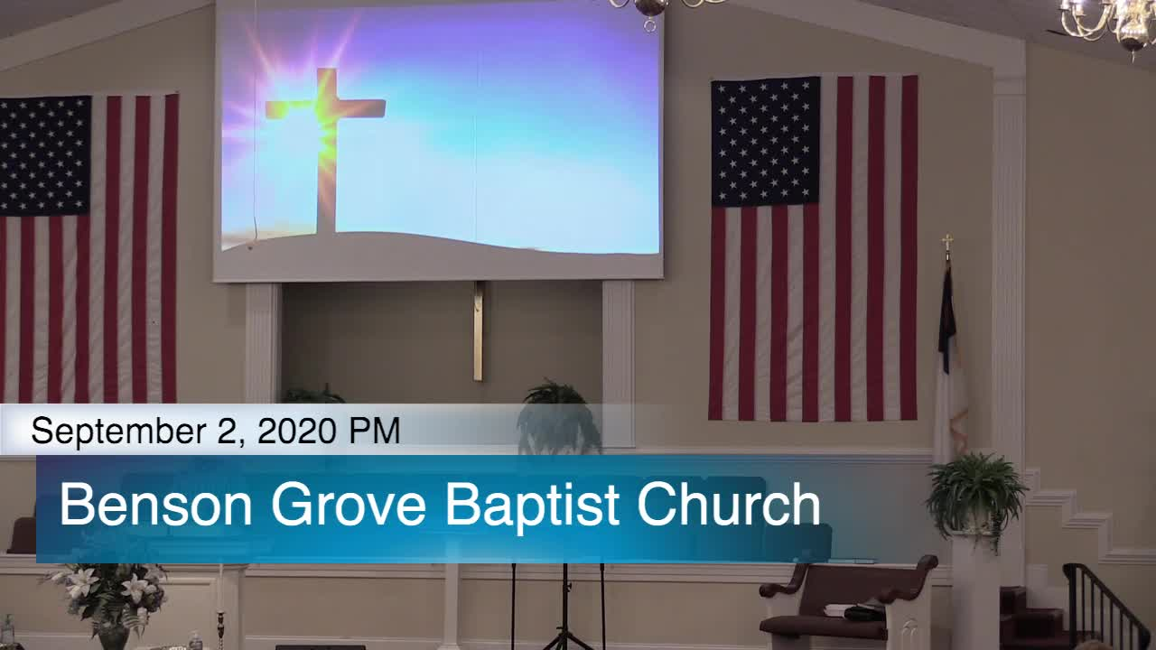 BGBC Live - Mid-Week Prayer Meeting