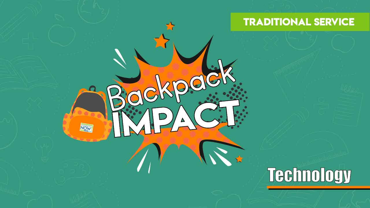 Backpack Impact : Technology