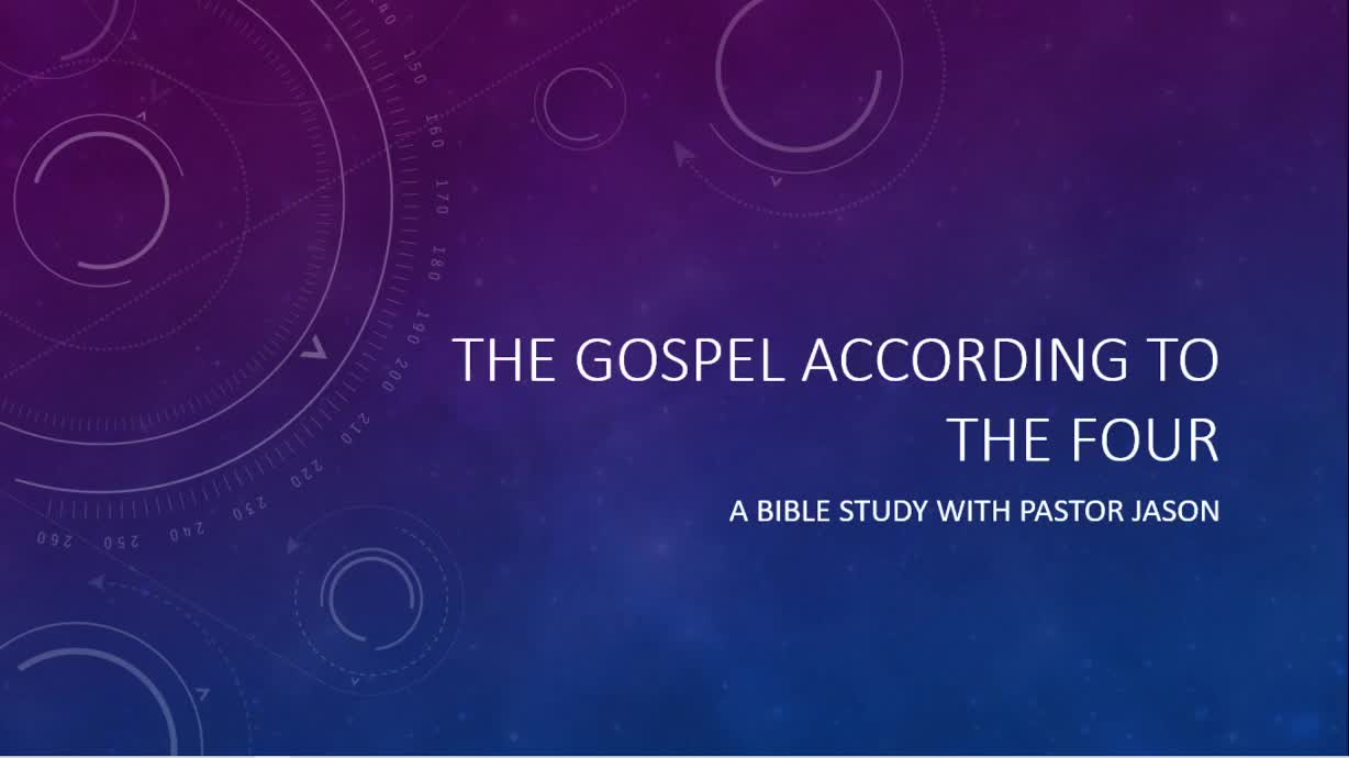 090920 The Gospel According To The Four