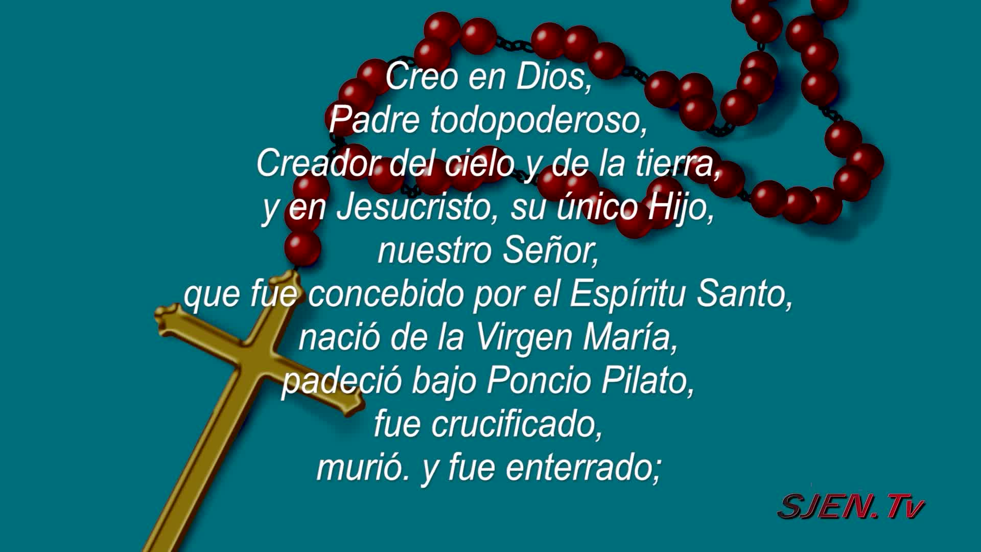 The Rosary  SPANISH
