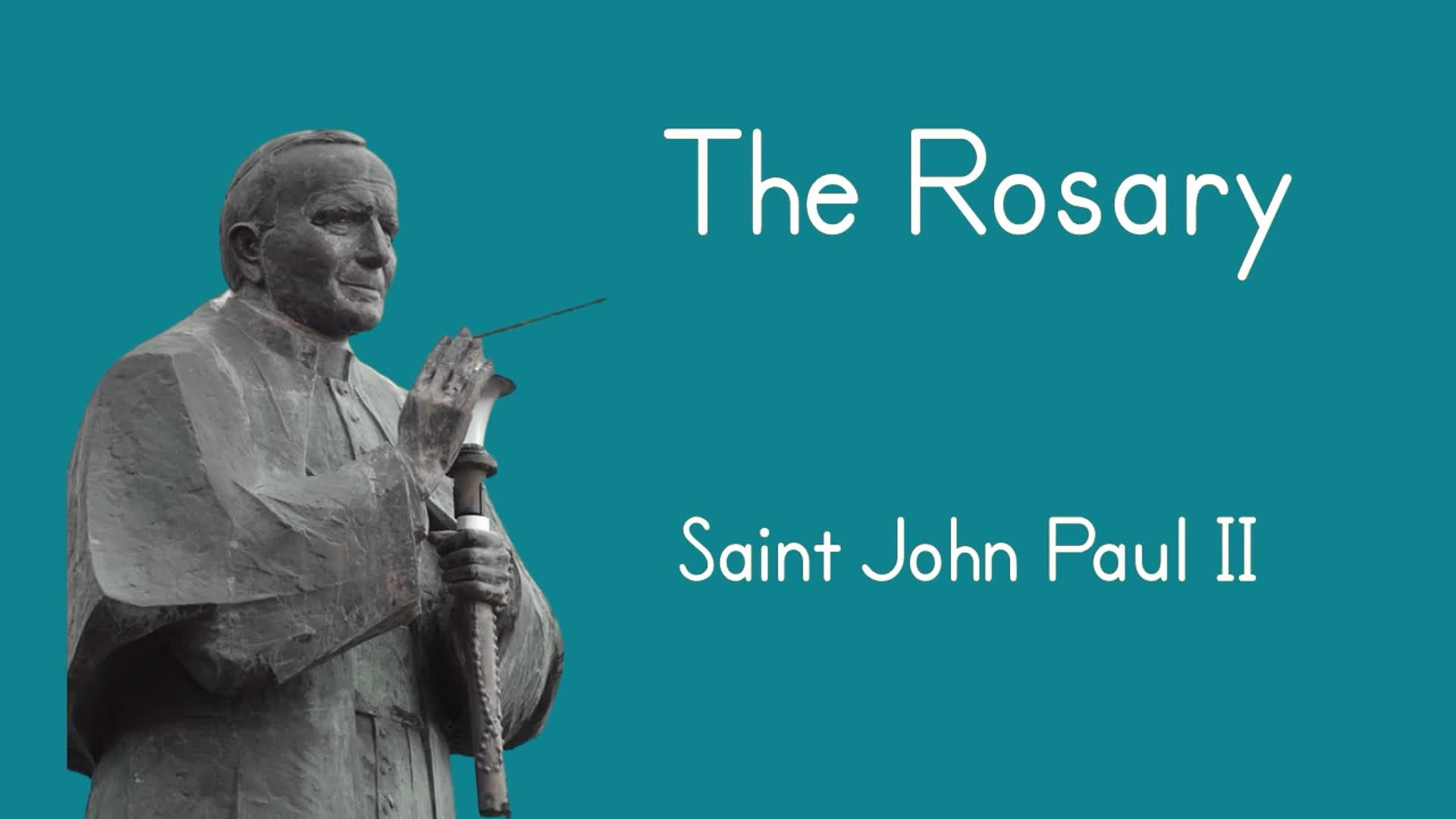 The Rosary  ENGLISH