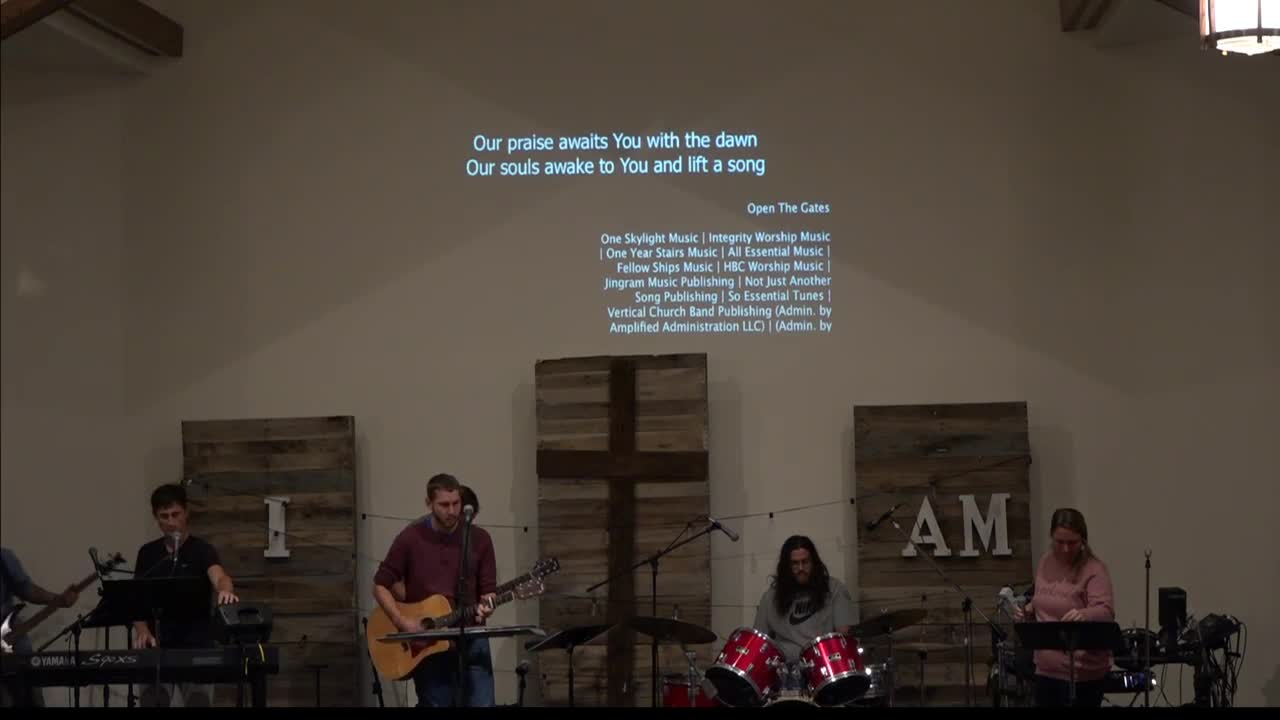 9-18-20 Worship - Friday night