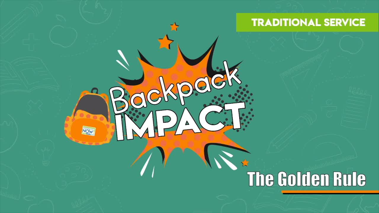 Backpack  Impact The Golden Rule