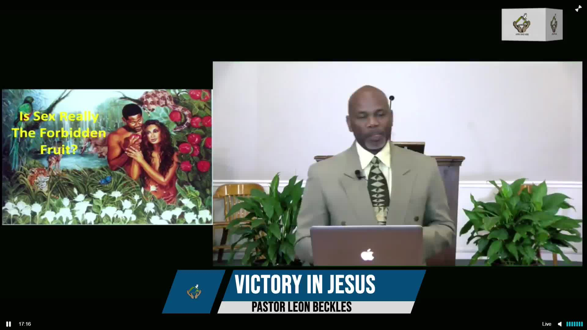 Victory In Jesus 8