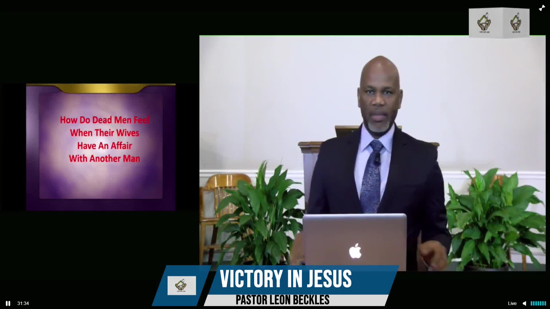 Victory In Jesus 9