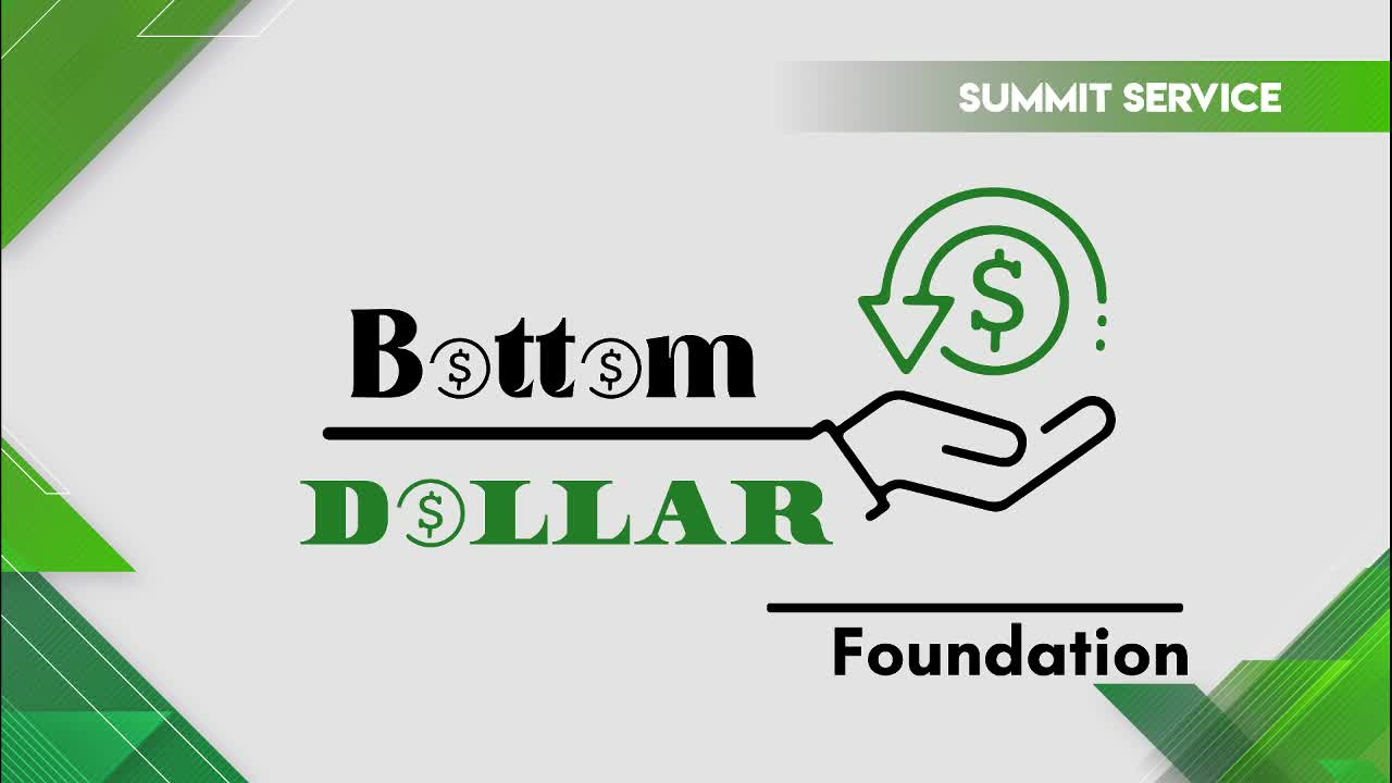 Bottom Dollar: Foundation