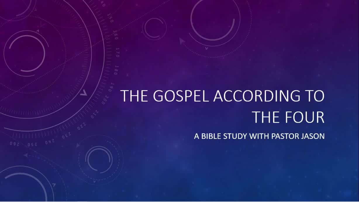 93020The Gospel According To The Four