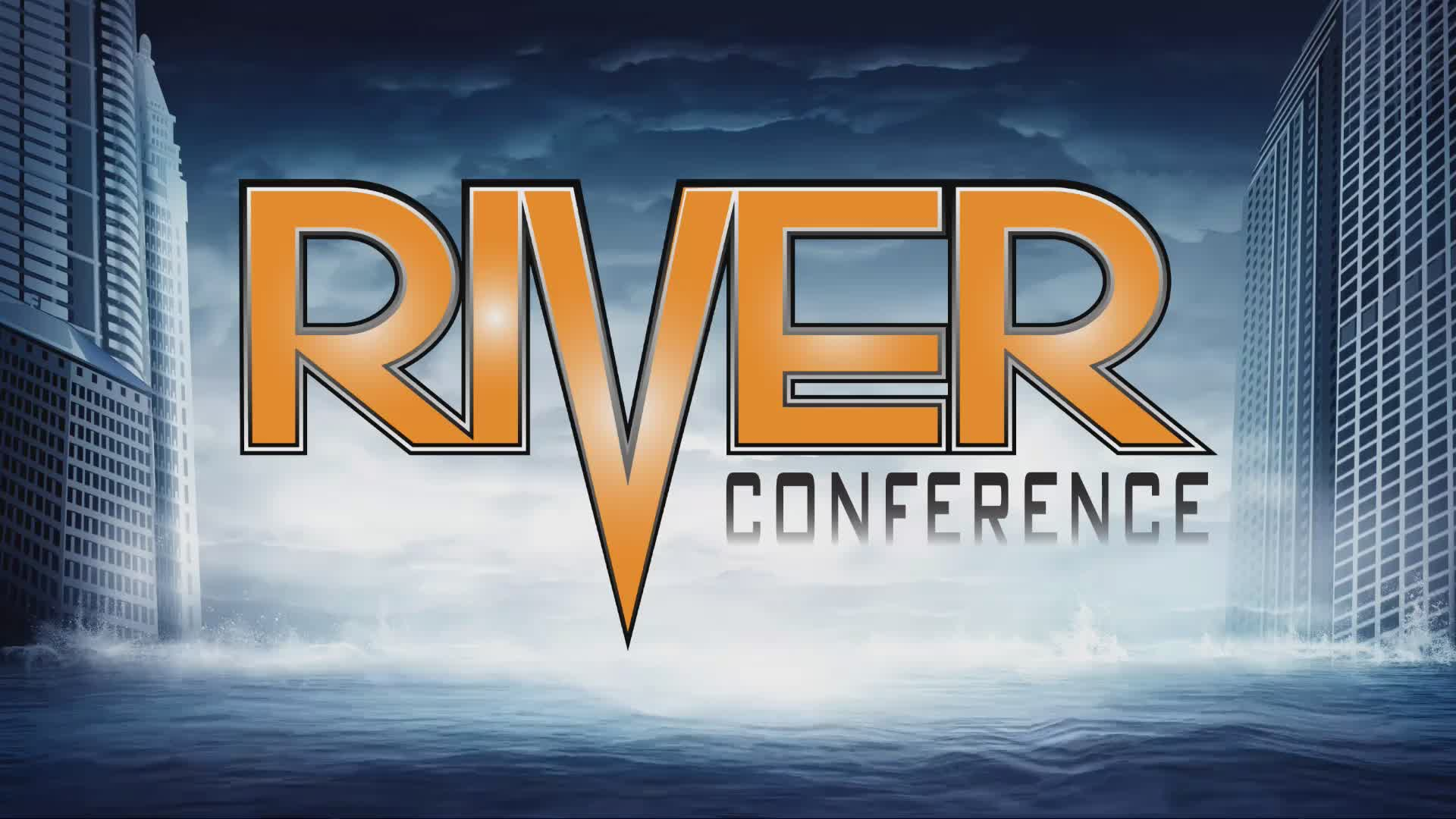 RIVER CONFERENCE 2020 Saturday 1000AM