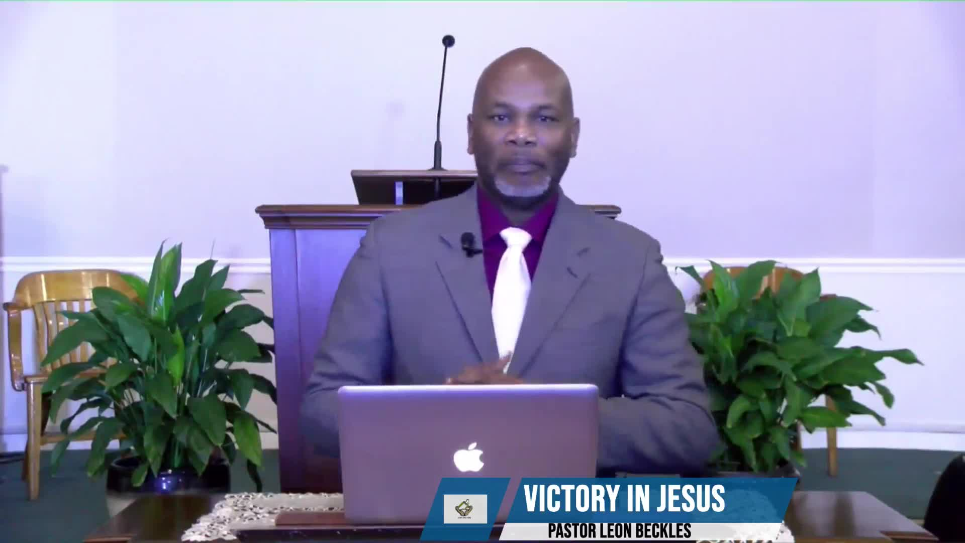 Victory In Jesus 21