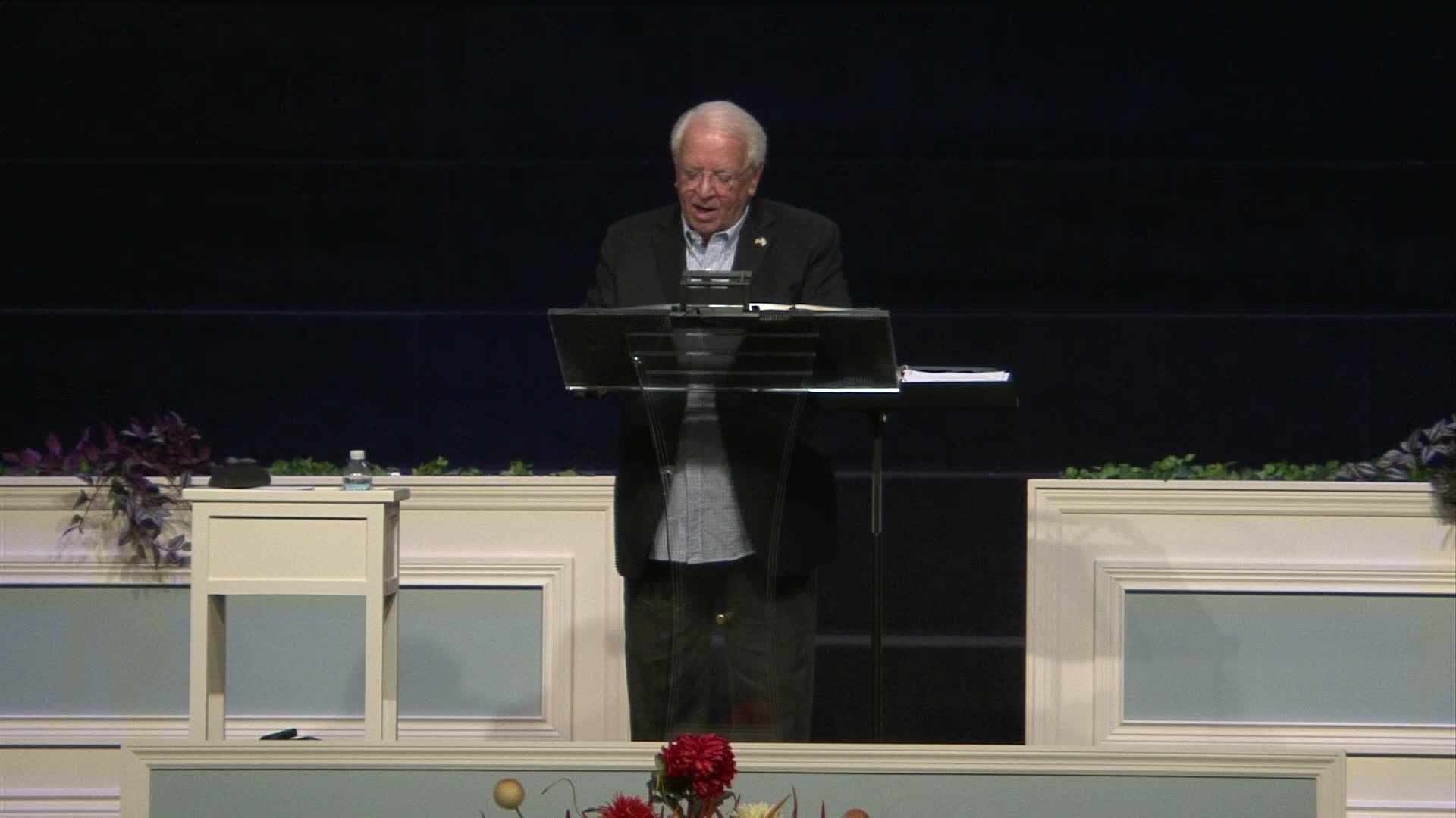 Pastor Jims Bible Class