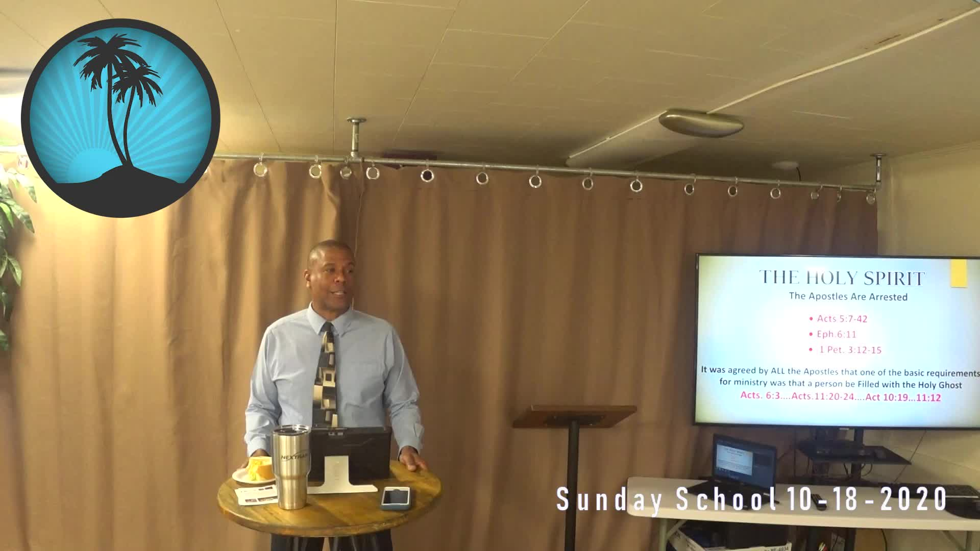 Sunday School 2nd Service
