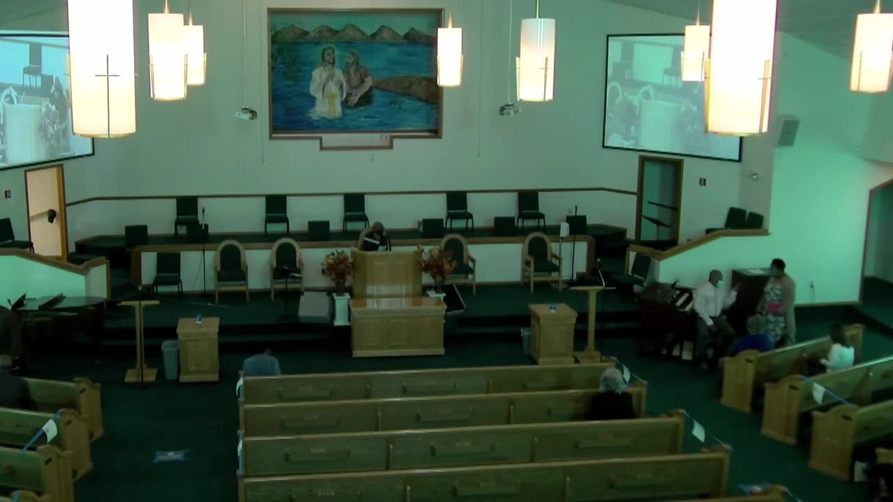 Sunday Worship Service 110120
