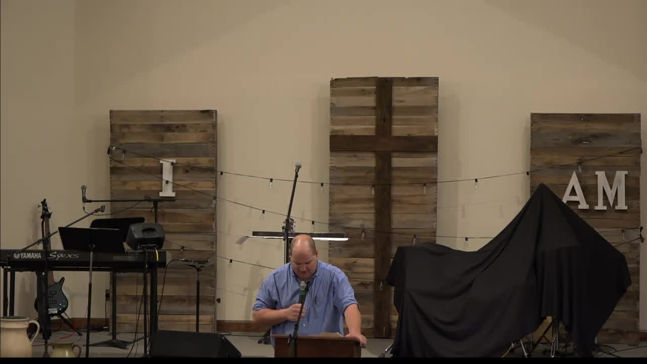 11-8-20 Worship-Jared Bontrager