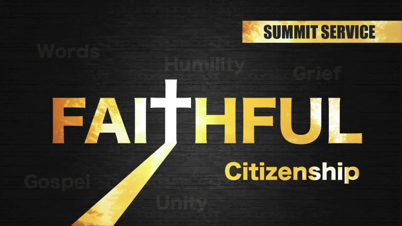 Faithful: Citizenship