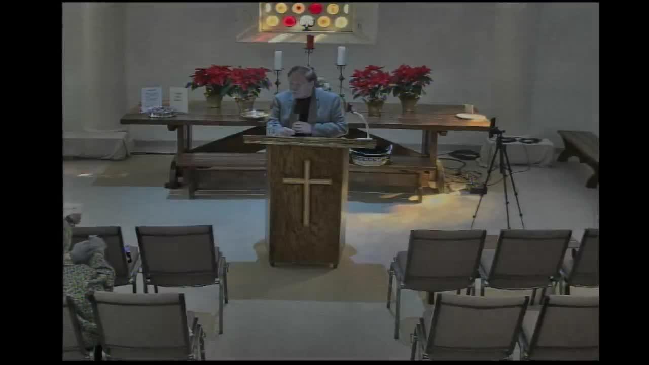 Bishop Ron Lambright 12/6/2020