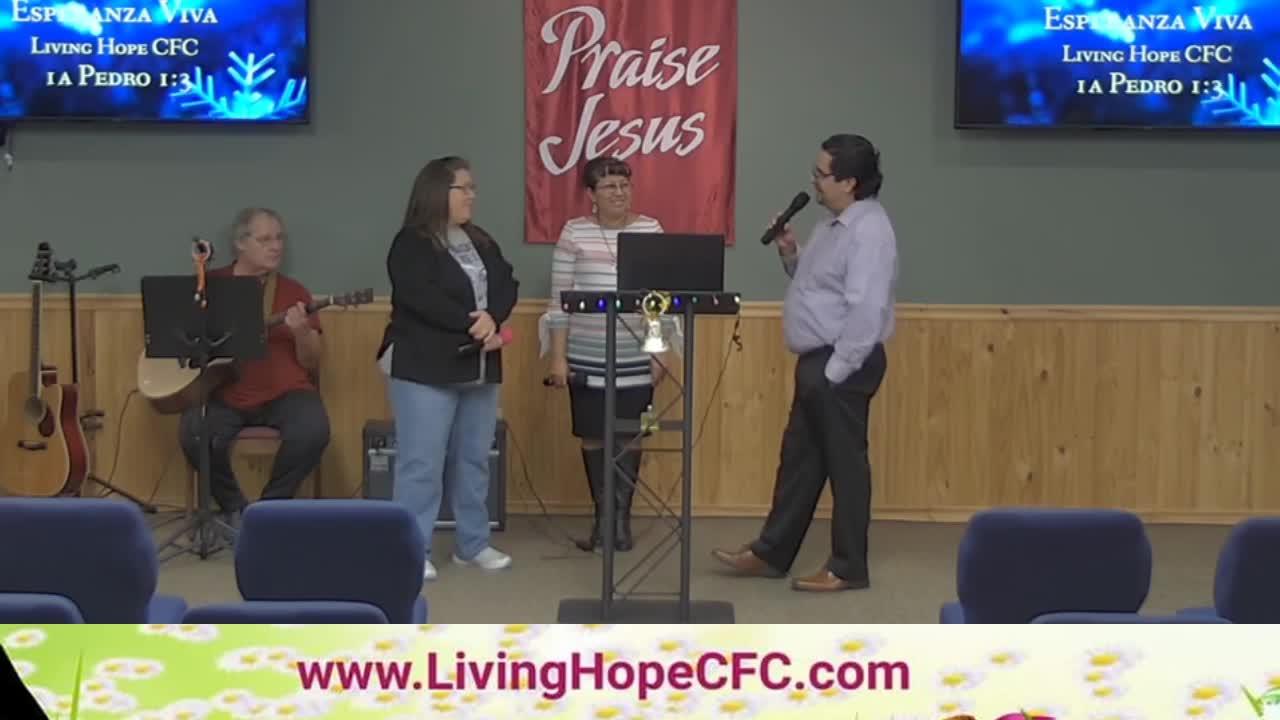 LIVESTREAM - Iglesia Esperanza Viva