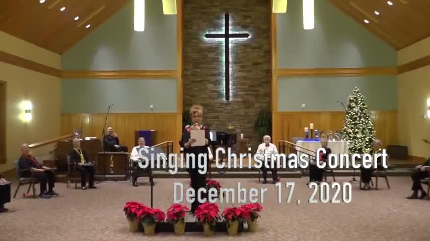Sunnyside Singers Christmas Concert