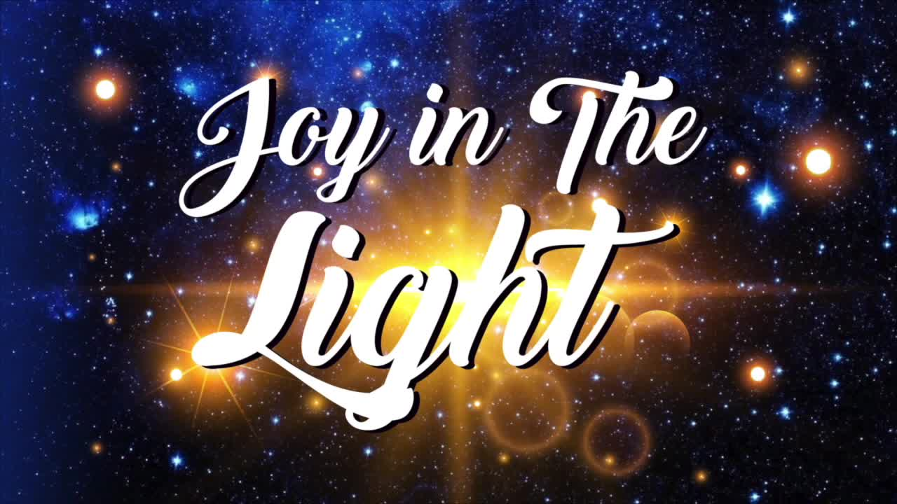 Joy in the Light
