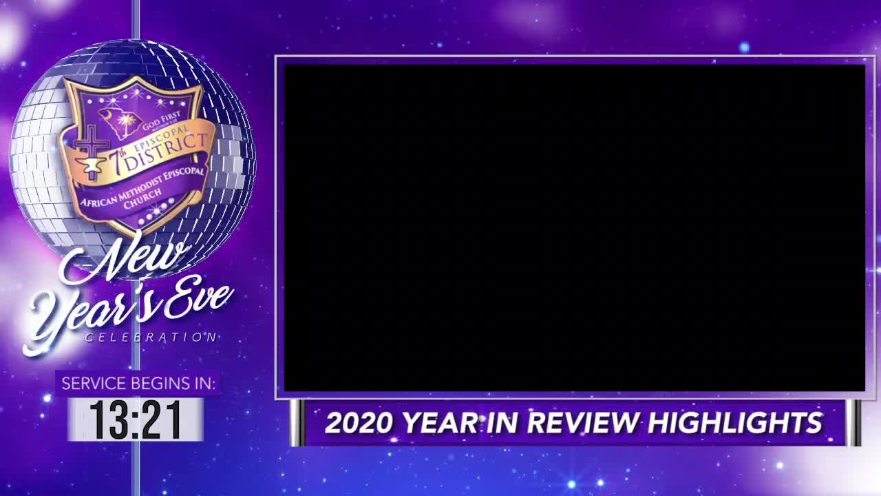 Watch Night Service 2020