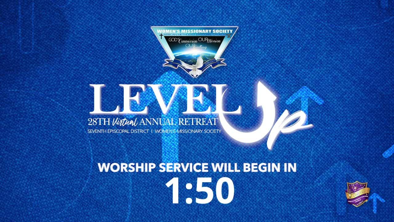 WMS Retreat Opening Worship Service 2021