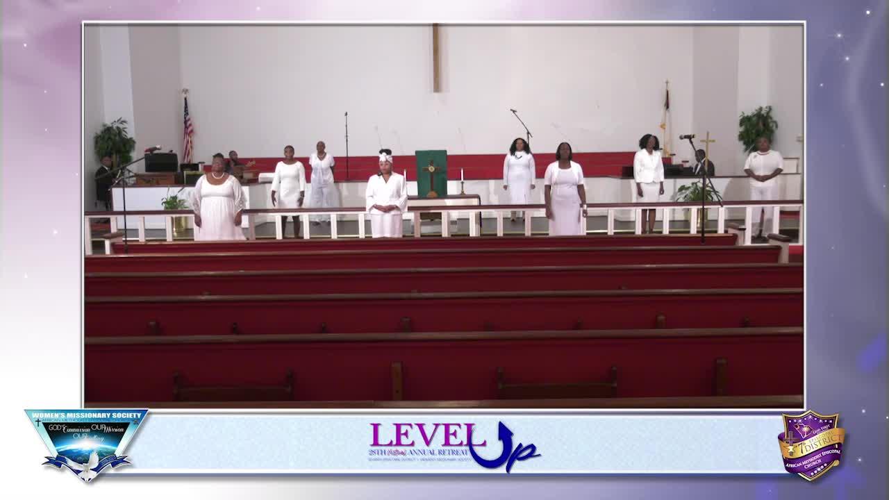 WMS Retreat Closing Worship Service 2021