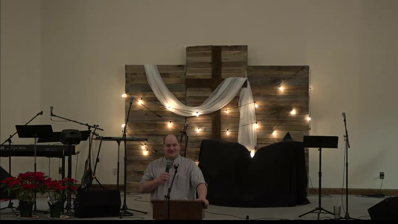 1-17-21 Worship - Jared Bontrager
