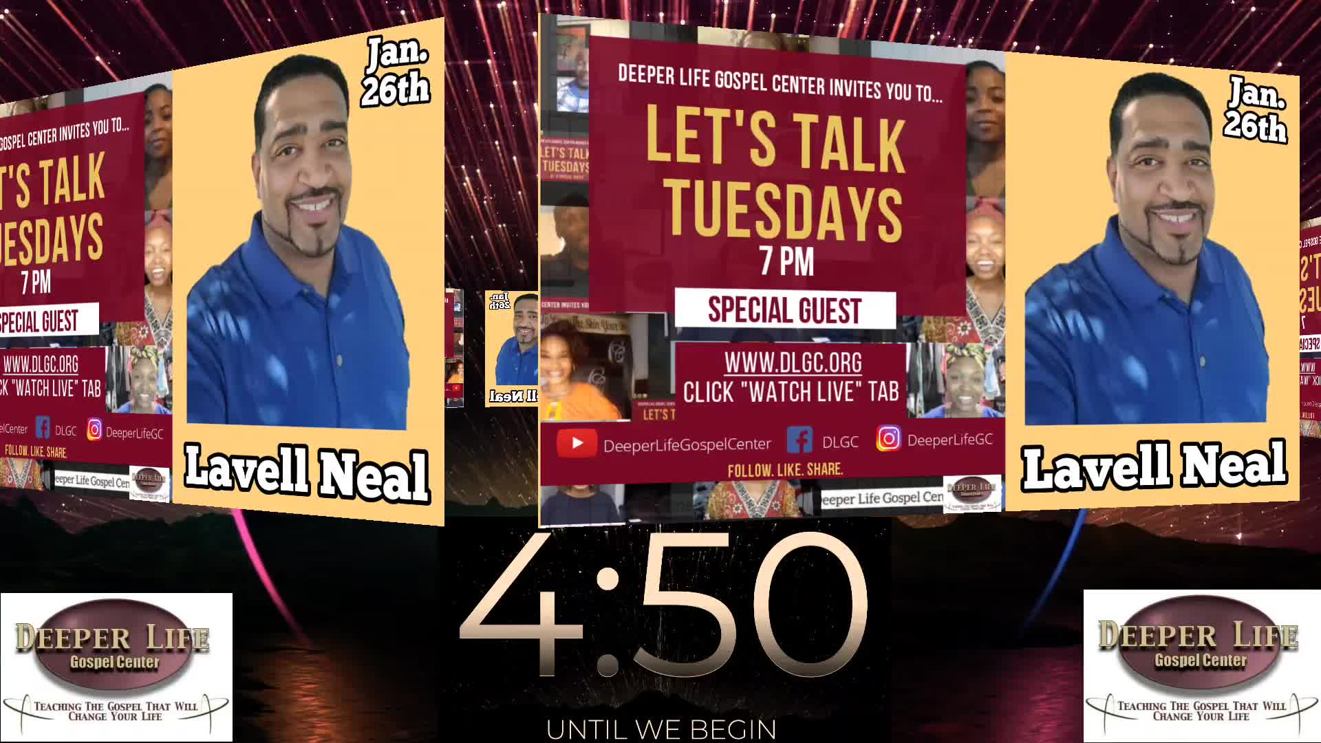 Lets Talk Tuesday S2 E4 w Lavell Neal