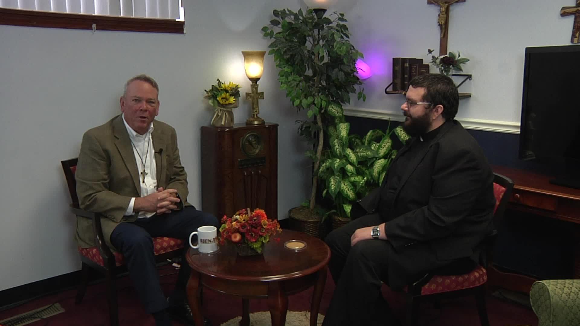 Fr. Alex Nord - Men on a Mission