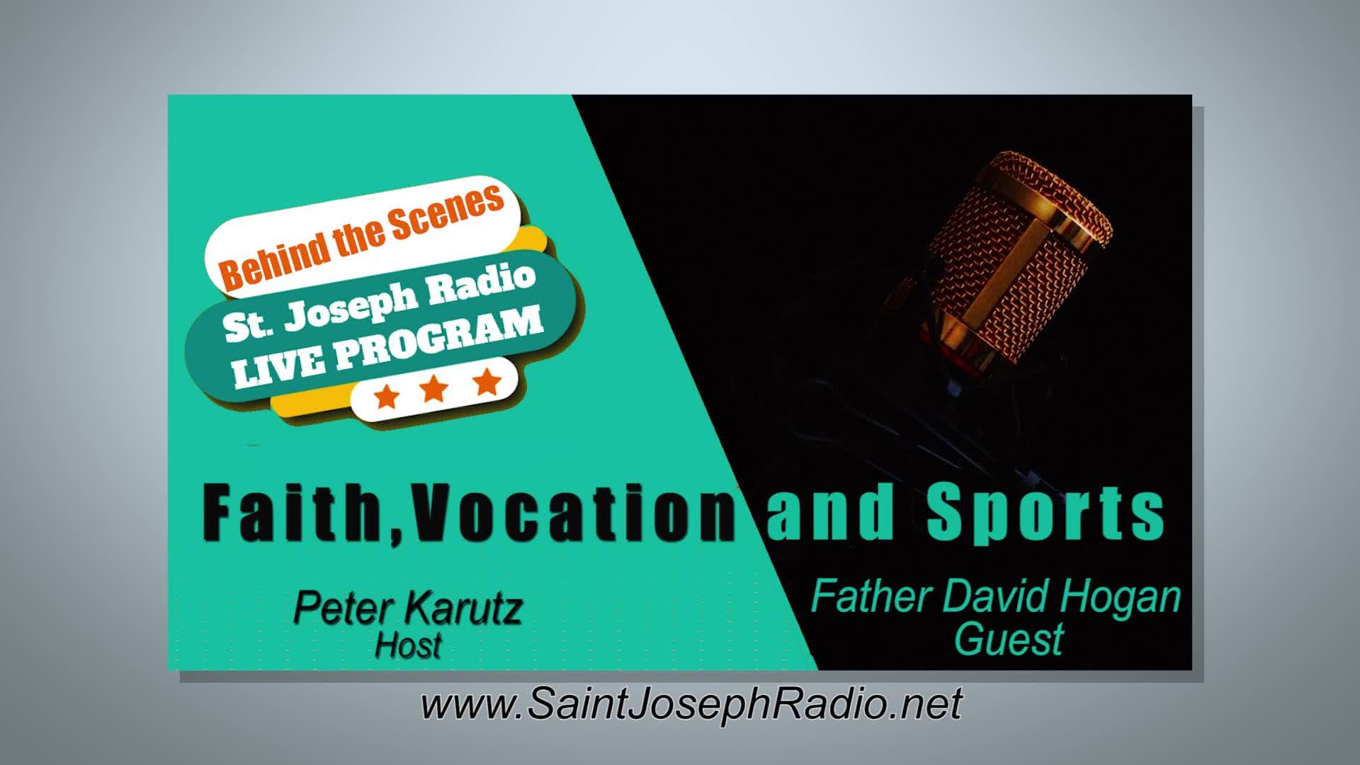 Faith, Vocation, and Sports