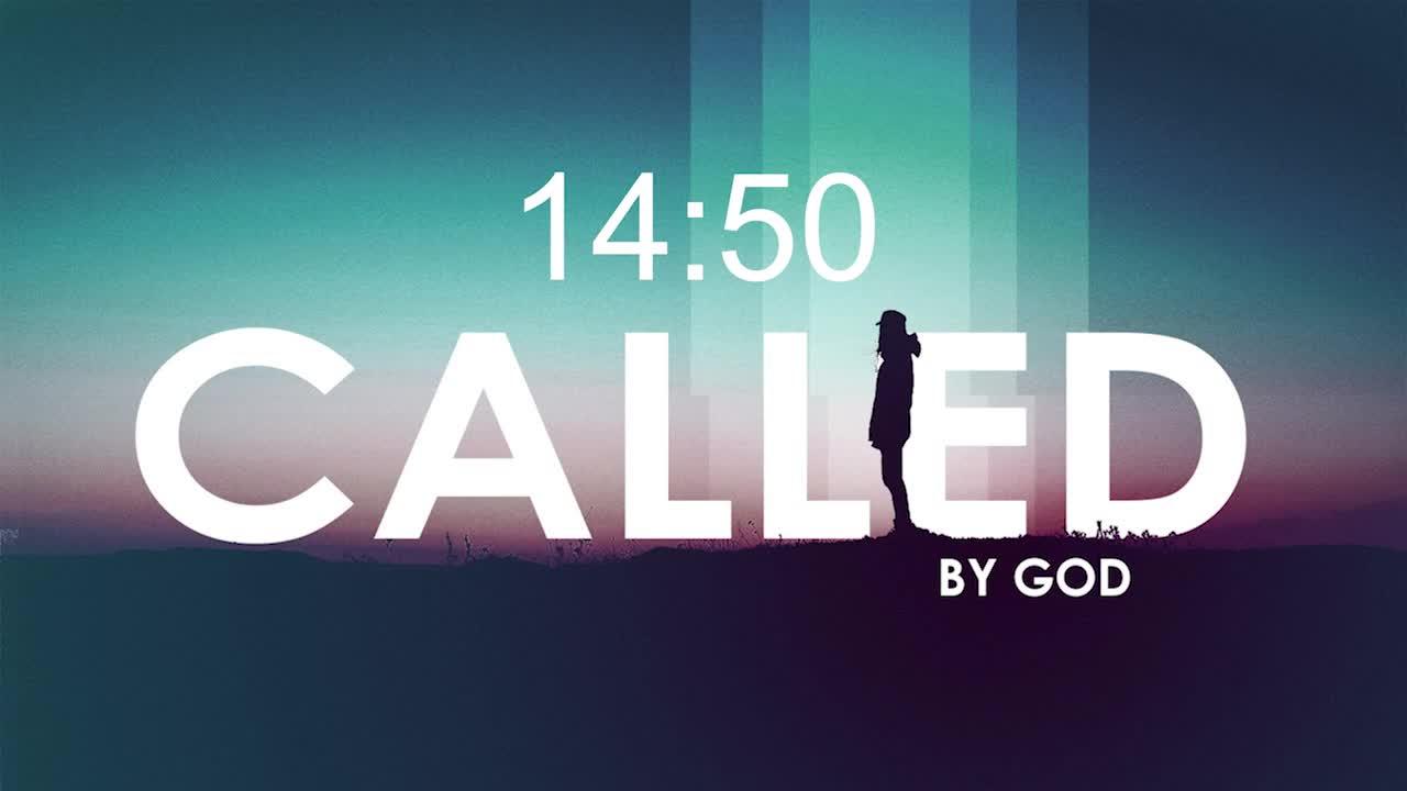 Called - Week 2 - Hope Online Experience