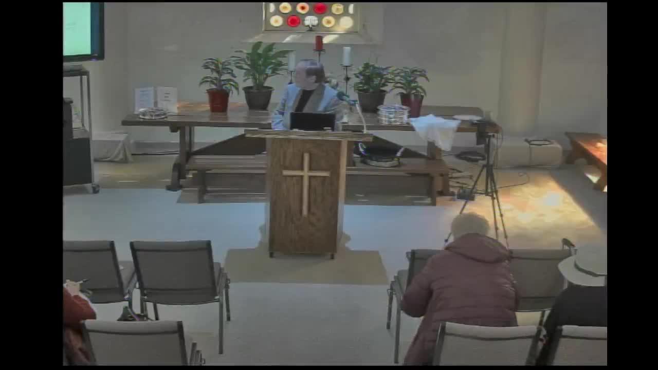 Bishop Ron Lambright 2/7/21