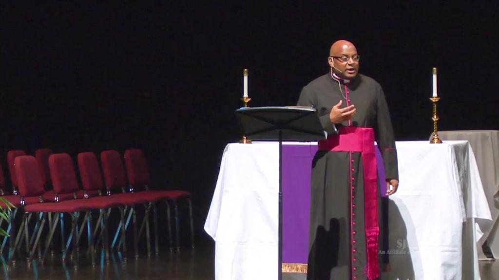 Monsignor Eugene Morris