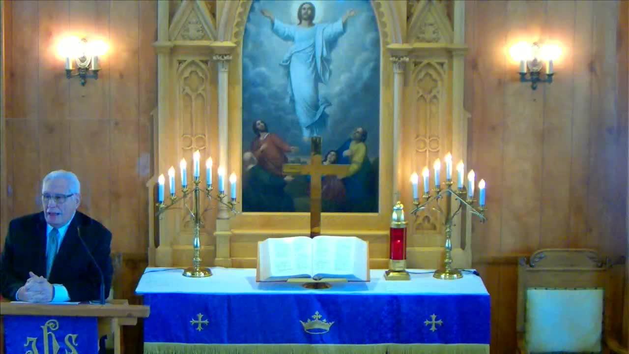 St. John's Sunday 2/28/2021
