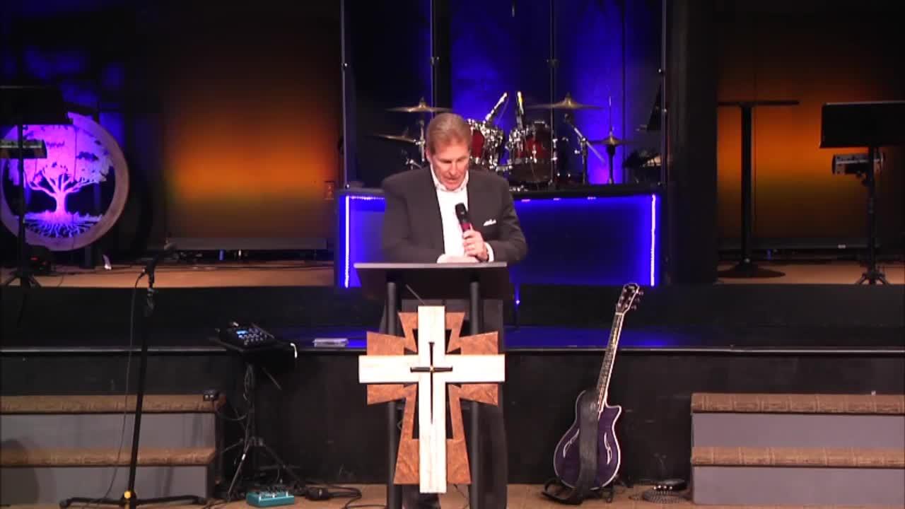 Revival Service Monday Evening