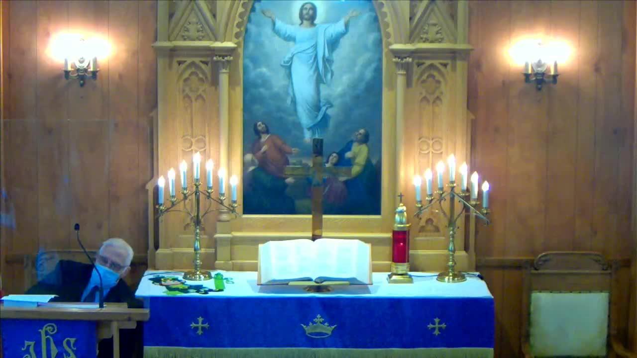 St. John's Service Sunday 3/14/2021