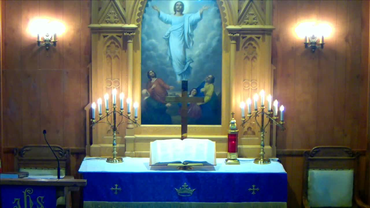 St. John's Lent Service 3/17/2021